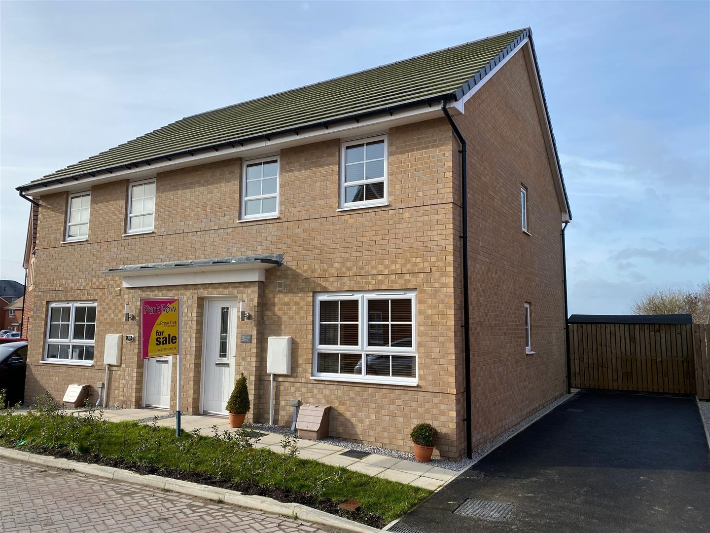 Orchard Drive, Barlby, Selby